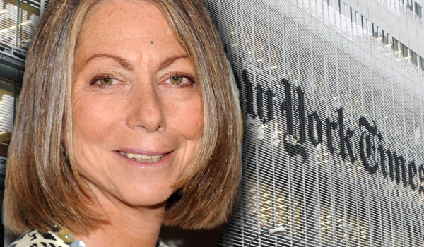 Jill Abramson surprises graduates in her Wake Forest University Commencement speech.